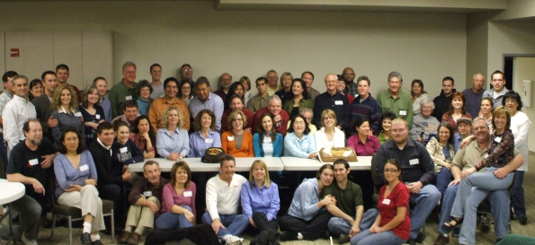 MML grads in Fresno (Feb 2008)